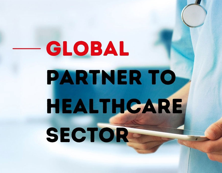 Global Partner to Healthcare Sector